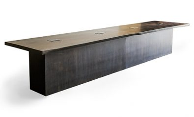 Custom Plinth Table