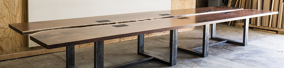 Long Live Edge Conference Table