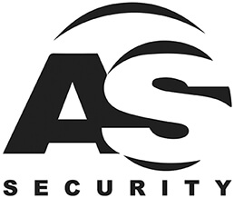 AS security logo