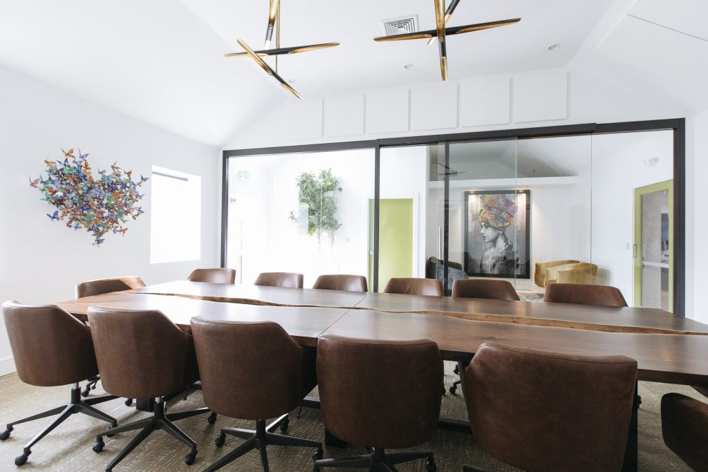 nyc boardroom table