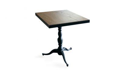vintage wood side tables