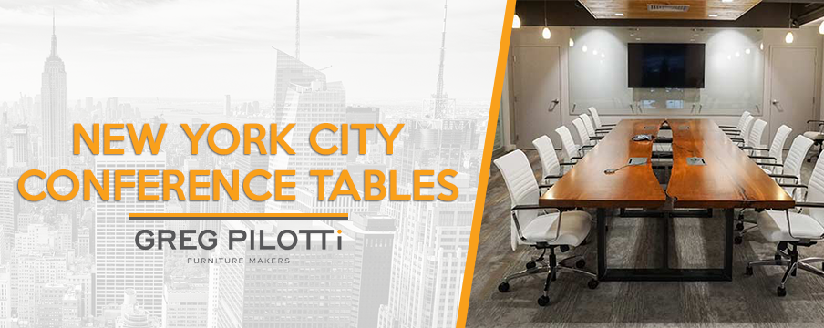 NYC Conference Tables