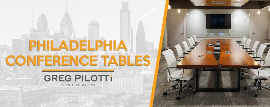 Philadelphia Custom Conference Tables