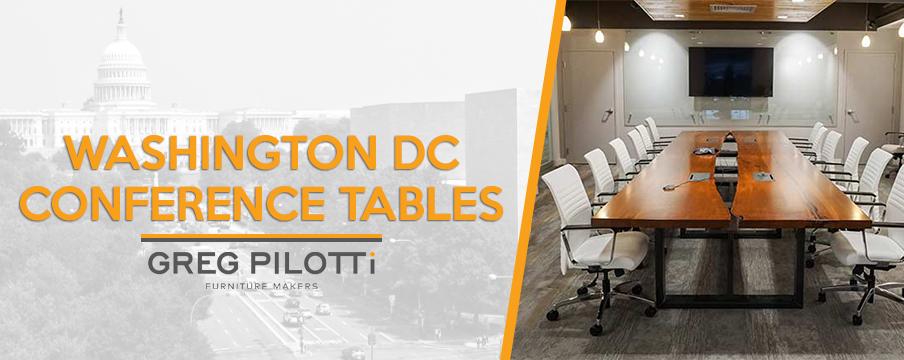 Washington DC Custom Conference Tables