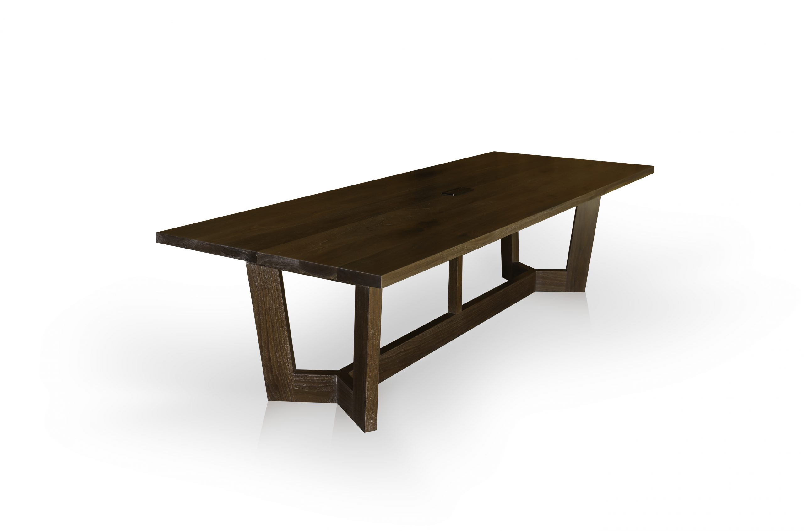 wooden carve table