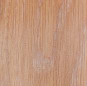 no stain white oak cerused