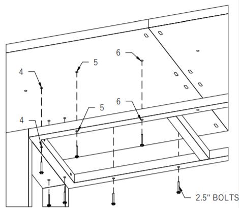 furniture assembly steps