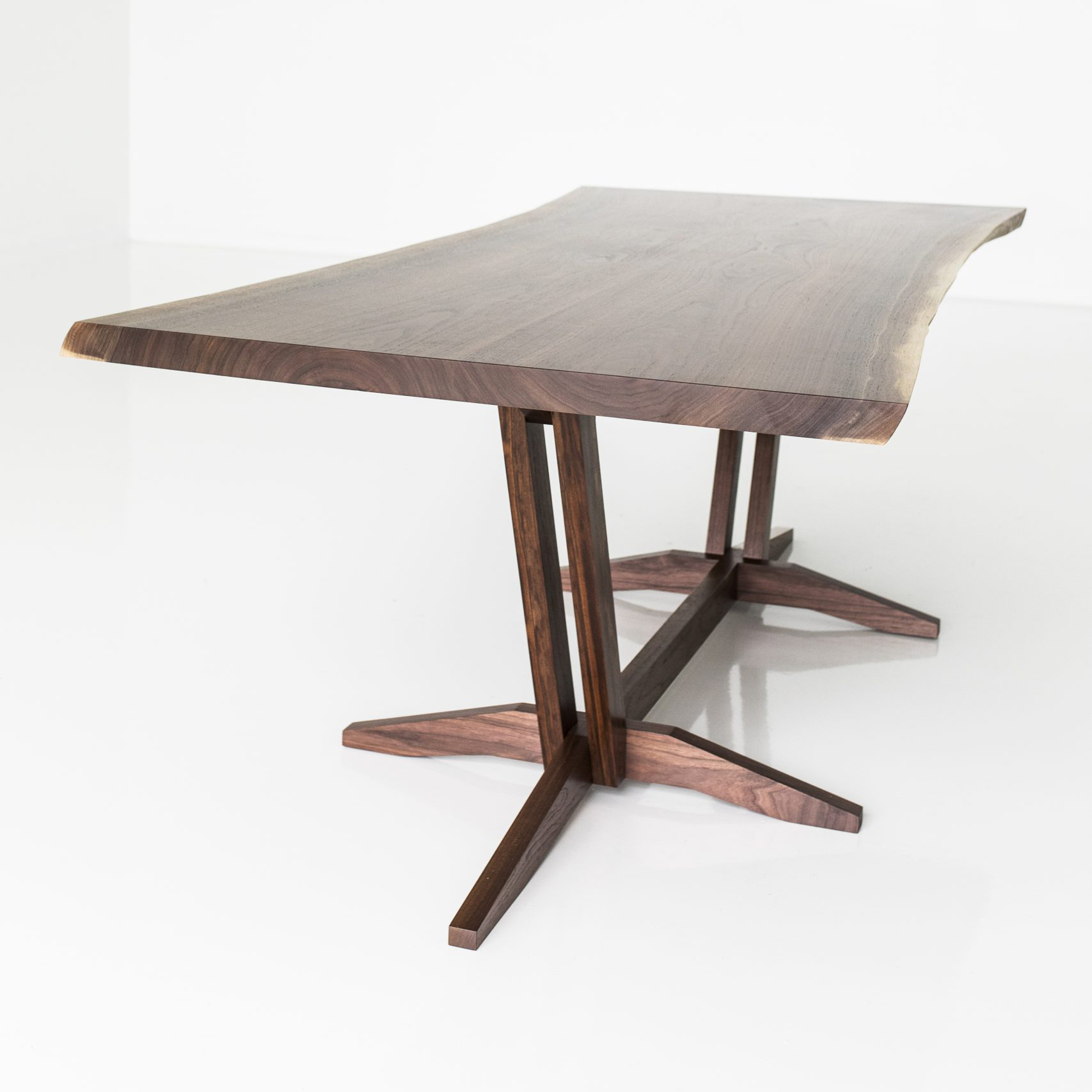 wooden conference table custom