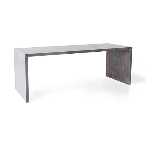 waterfall edge table