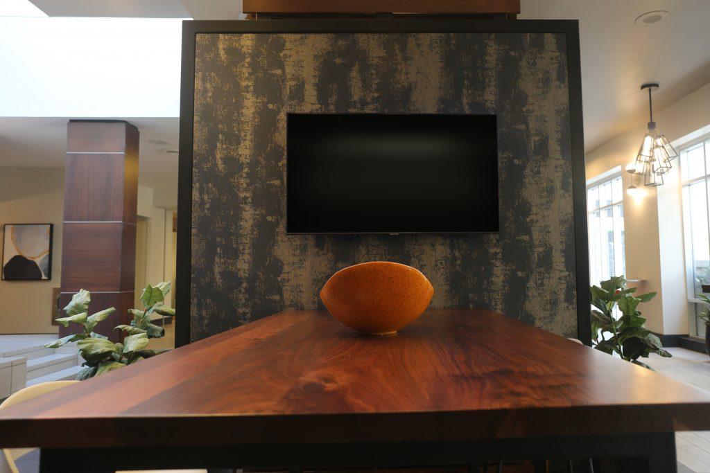 interior design tv wall